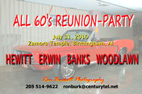 All 60's Class Reunion-Party