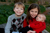 Corinne, Xander and Knox